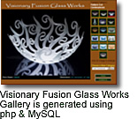 Link to Visionary Fusion Glass Works Gallery page